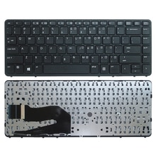 Clavier dordinateur portable anglais pour HP EliteBook 840 G1 850 G1 ZBook 14 pour HP 840 G2 US