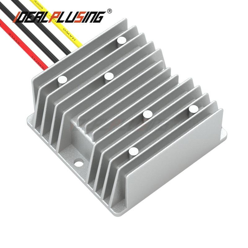 Factory Price 12V to 28V 5A 12V to 28V 5A 140W DC DC Converter Regulator Car Buck Reducer IDEALPLUSING 12V  to 28V 5AMP