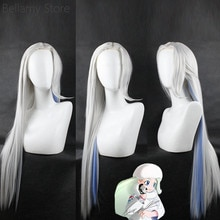 Melony cosplay costume wigs cos hairewear+wig cap