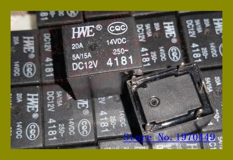 4181 DC12V T78-1C-12V