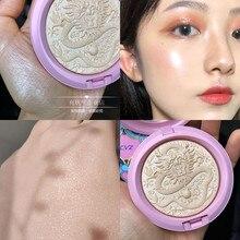Froid n sauvage nouveaux cosmétiques highlihgter beauté maquillage miroitant