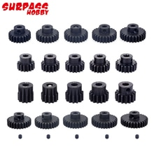 2pcs/lot Surpass Hobby M1 11T-30T 5.0mm Shaft Steel Pinion Gear Compatible With 5.0 Motor For 1/10 R