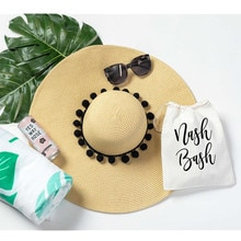 personalised bachelorette party hangovers kit bags Nash Bash Party Favor Bag gift bag hen weekend favor survival kit welcome bag