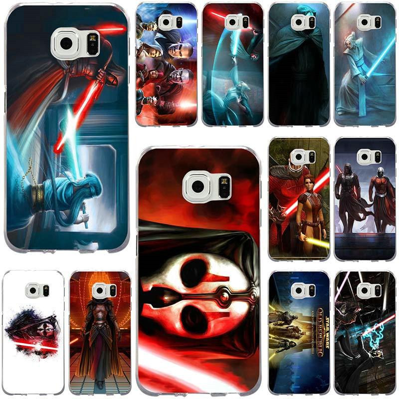 Chevaliers De La Vieille République Ii étuis pour samsung Galaxy Note 2 3 5 8 9 S2 S3 S5 Mini S6 S7 S8 S9 S10 Bord Plus Lite