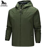 movement windbreaker men autumn new solid color mens jacket casual hooded jackets men coat youth windbreakers mens coats 286