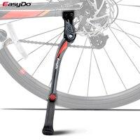 EasyDo Регулируемая подставка для велосипеда MTB стойка для парковки поддержка боковая подставка для велосипеда 24 26 27,5 29in
