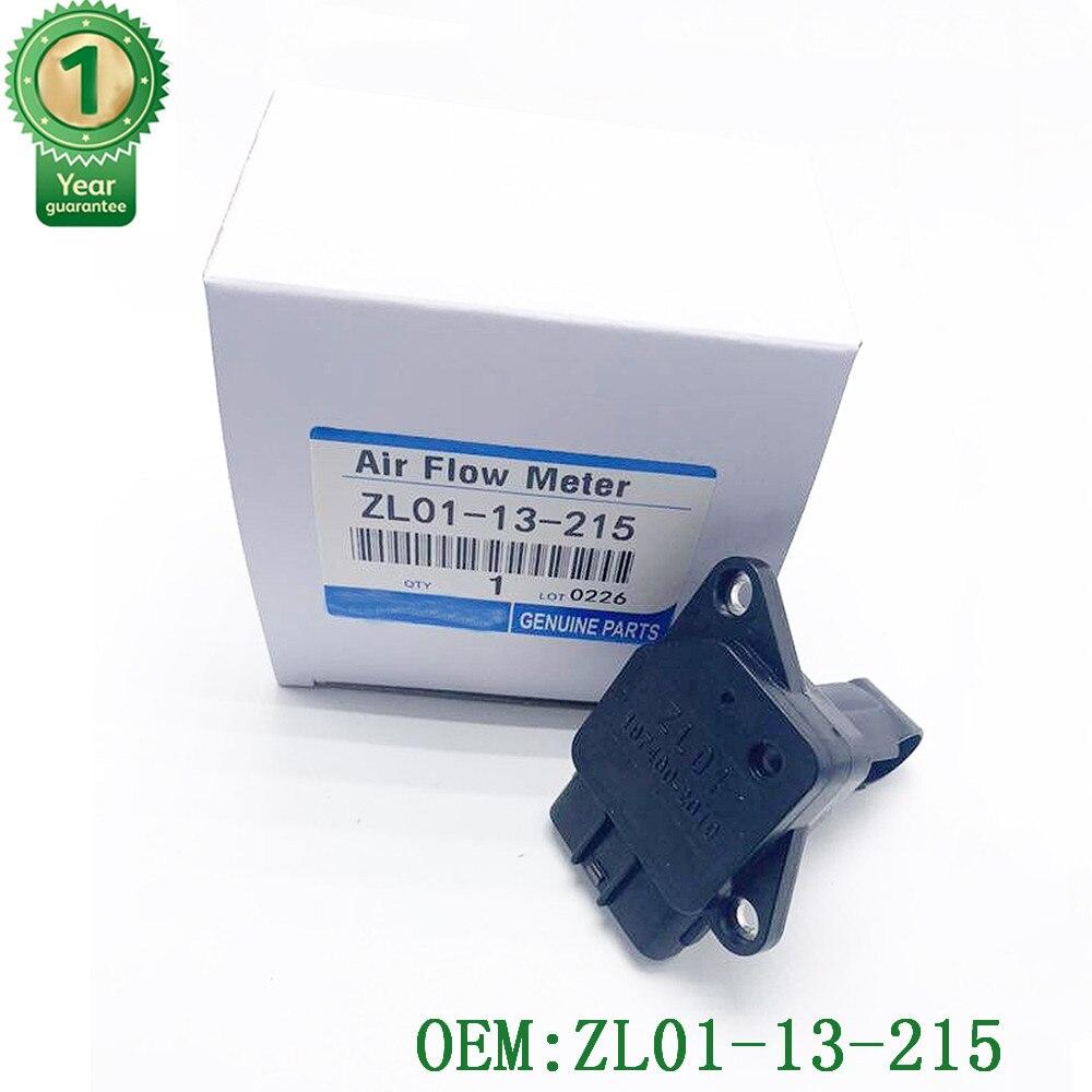Оригинальный ZL01-13-215 ZL0113215 ZL01-13-215 197400-2010 массовый расходомер воздуха Датчик MAF для MAZDA 3 5 6 PROTEGE MX-5 MIATA