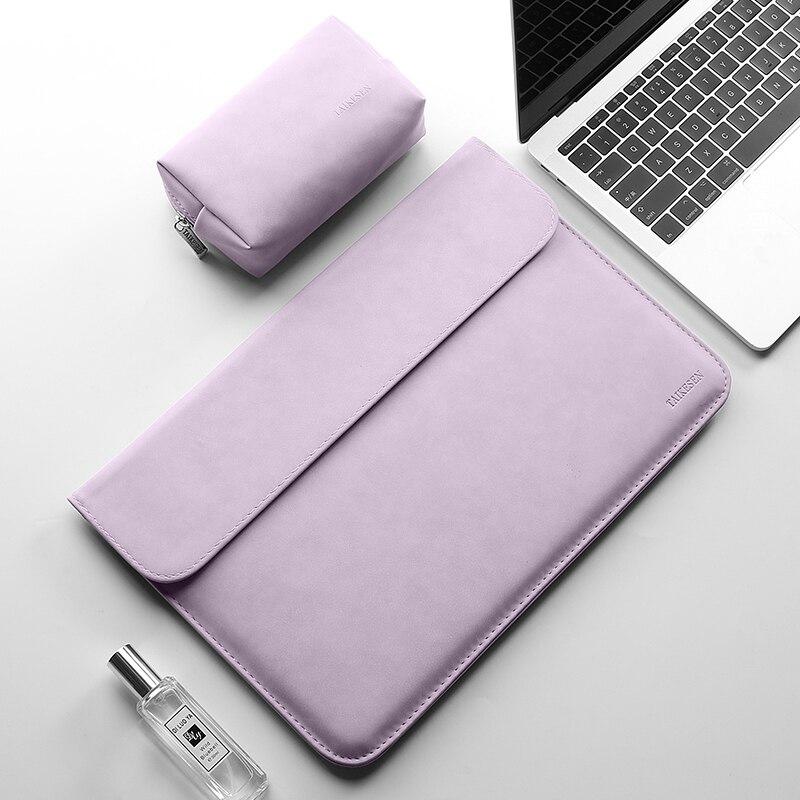 Laptop Sleeve Voor Macbook Air 13 Case M1 Pro Retina 13.3 11 14 16 15 Xiaomi 15.6 Notebook Cover Huawei matebook
