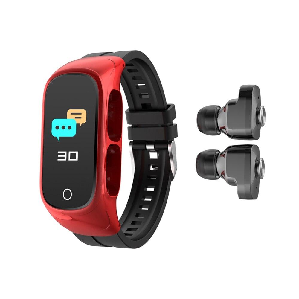 NEW N8 Bluetooth Headset Smart Watch Bluetooth 5.0 Multi-Function Smart Wearable Men's And Women's S
