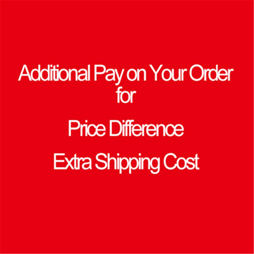 1.9 Additional Pay on Your Order for Price Difference Extra Shipping Cost and Other Causes недорого
