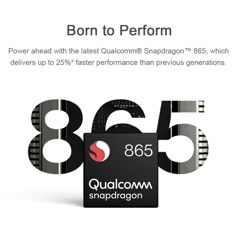 Фото3 - Глобальная версия OnePlus 8 5G смартфон 8 ГБ 128 Snapdragon 865 6,55 ''90 Гц жидкости Дисплей 48MP тройной OnePlus официального магазина Carter's NFC; код:P3XCNVAQ(₽2000-200)