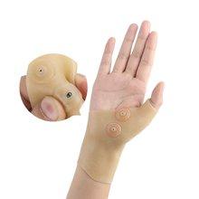 Guanto da massaggio per polso da polso con terapia elastica per correttore elastico