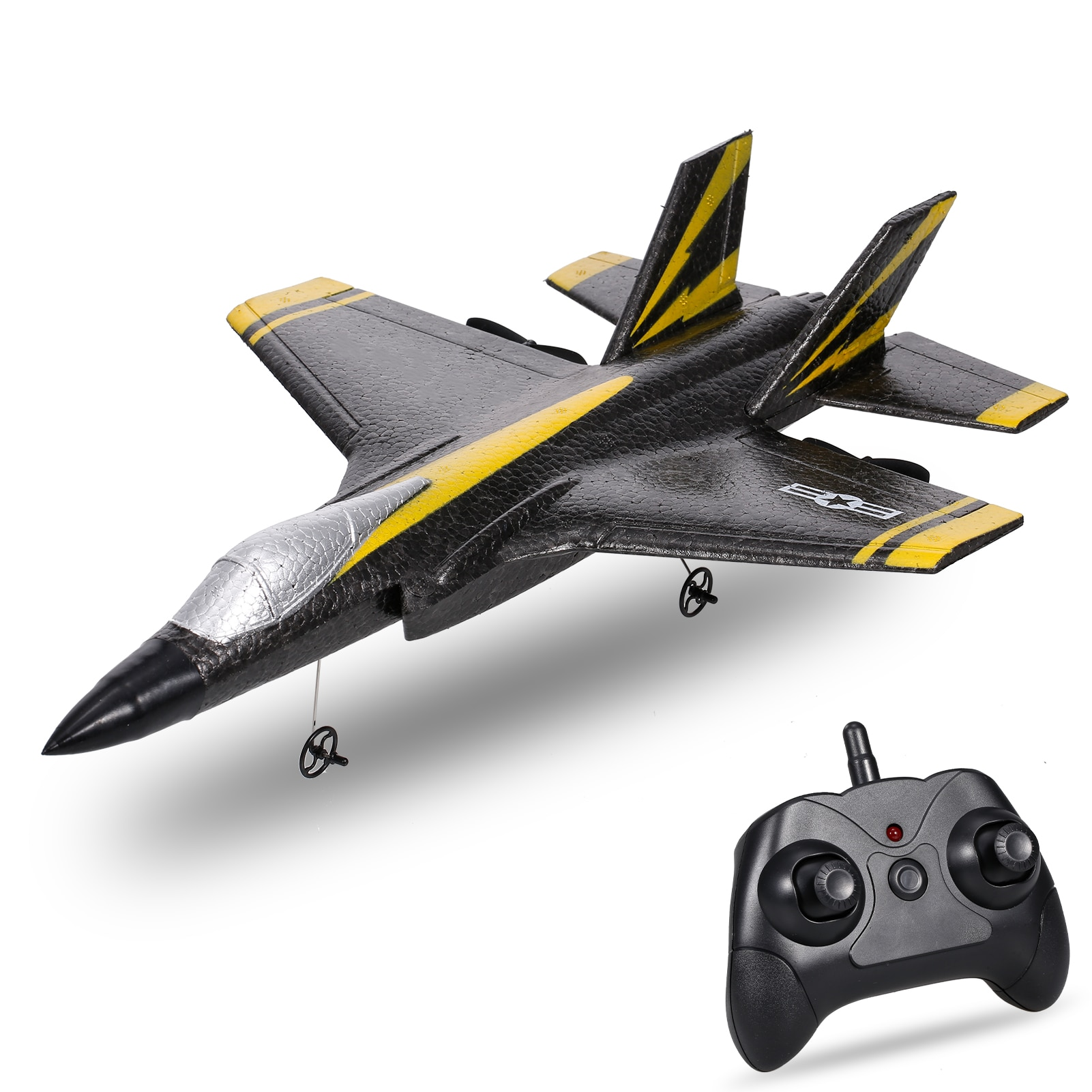 2.4Ghz RC Plane RC Aircraft RC Airplane Remote Control Foam Glider RC Glider Plane Fixed Wing Airpla