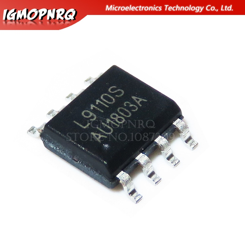 10pcs Nieuwe L9110S L9110 LG9110 Motor Driver Chip SOP-8 geïntegreerde circuit LG9110S