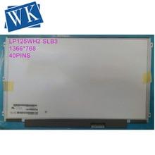 12.5 écran lcd dordinateur portable Écran IPS pour LENOVO S230U K27 K29 X220 X230 LP125WH2 SLT1/T2 SLB3