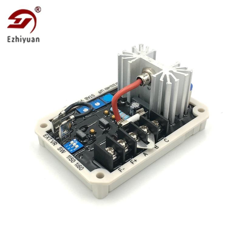 منظم جهد أوتوماتيكي Ezhiyuan EA05A AVR, منظم جهد أوتوماتيكي لمولد ديزل بدون فرشاة
