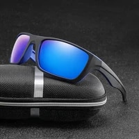 polarized sunglasses sport square vintage sun glasses famous brand sunglases polarized sunglasses retro feminino for women men