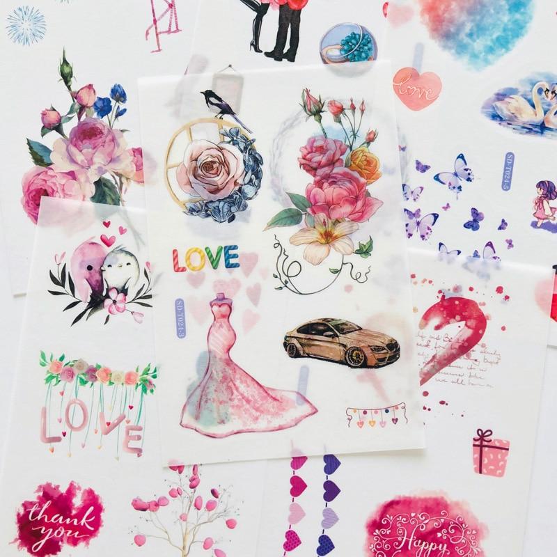 pegatinas-de-papel-washi-de-flamencos-para-boda-adhesivo-decorativo-6-hojas