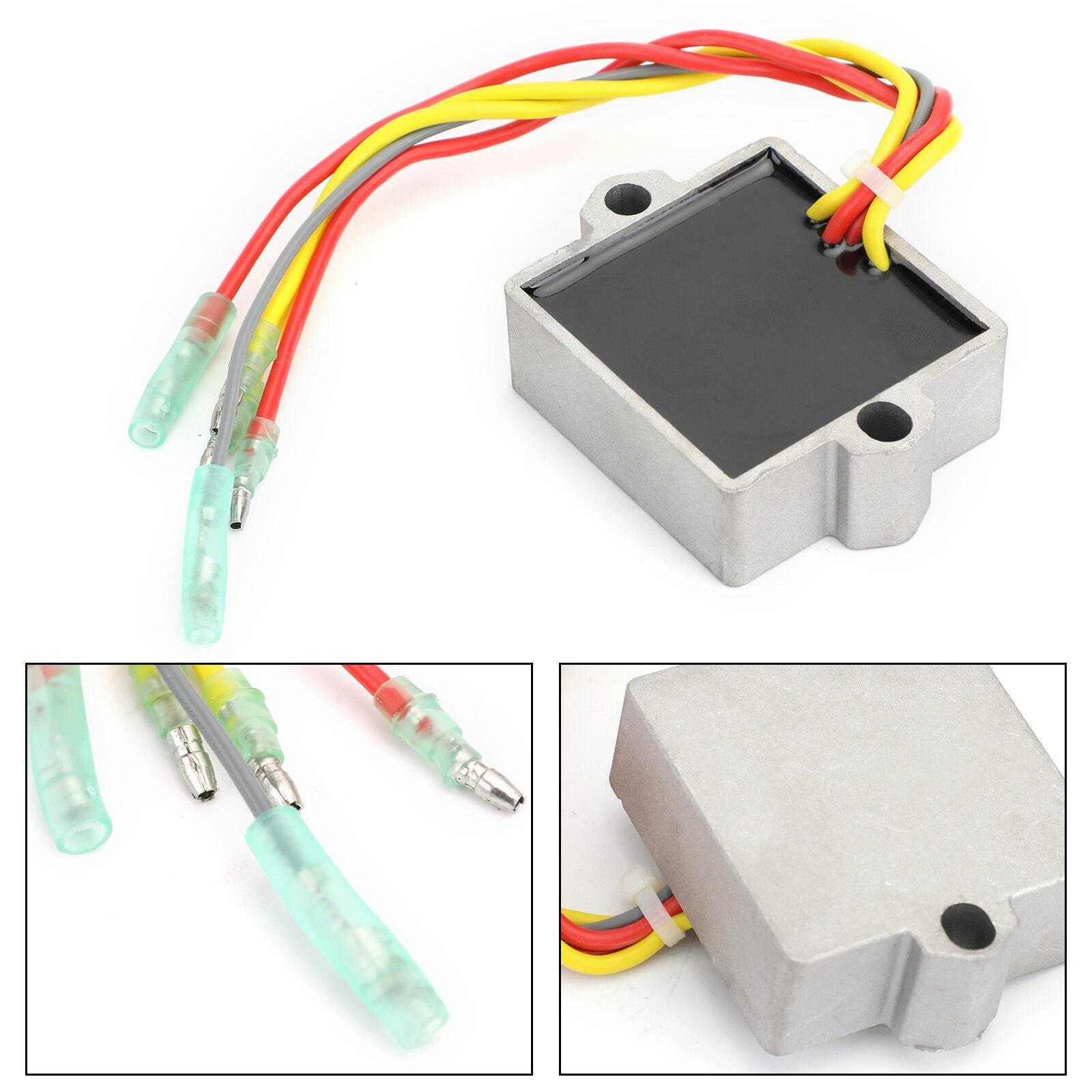 Nuevo regulador rectificador de 5 cables Artudatech para Mariner Mercury-Mariner fueraborda 883072T2 830179T 815279-5