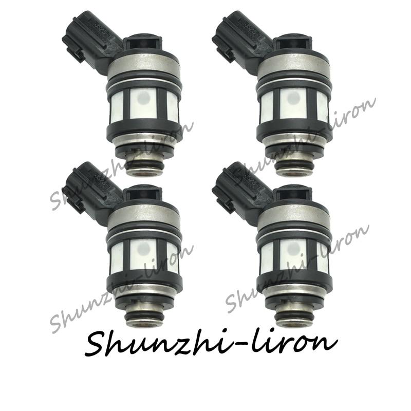 4pcs Fuel Injector Nozzle For Nissan Patrol IV GU Y61 TB45E 4.5L 1997-2001 16600-38Y10 16600 38Y10 JS23-1