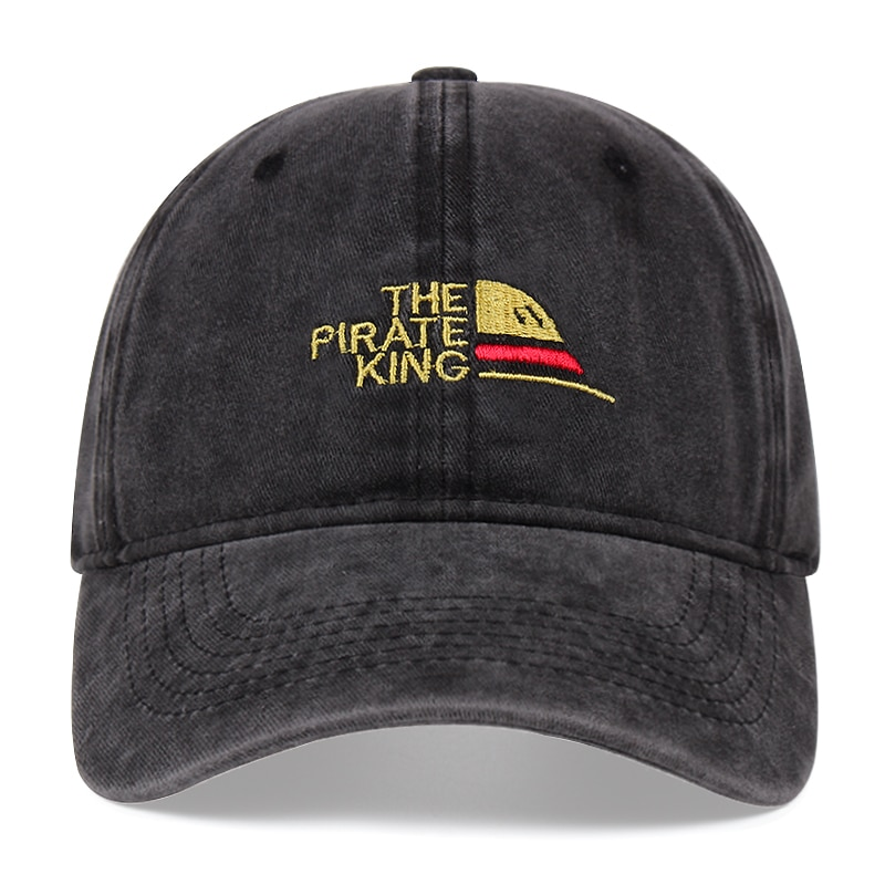 Gorra de béisbol retro que combina con todo, sombrero bordado con letras...