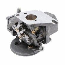 6E0-14301-05 carburateur Carb pour Yamaha 4HP 5HP 2 temps hors-bord bateau à moteur