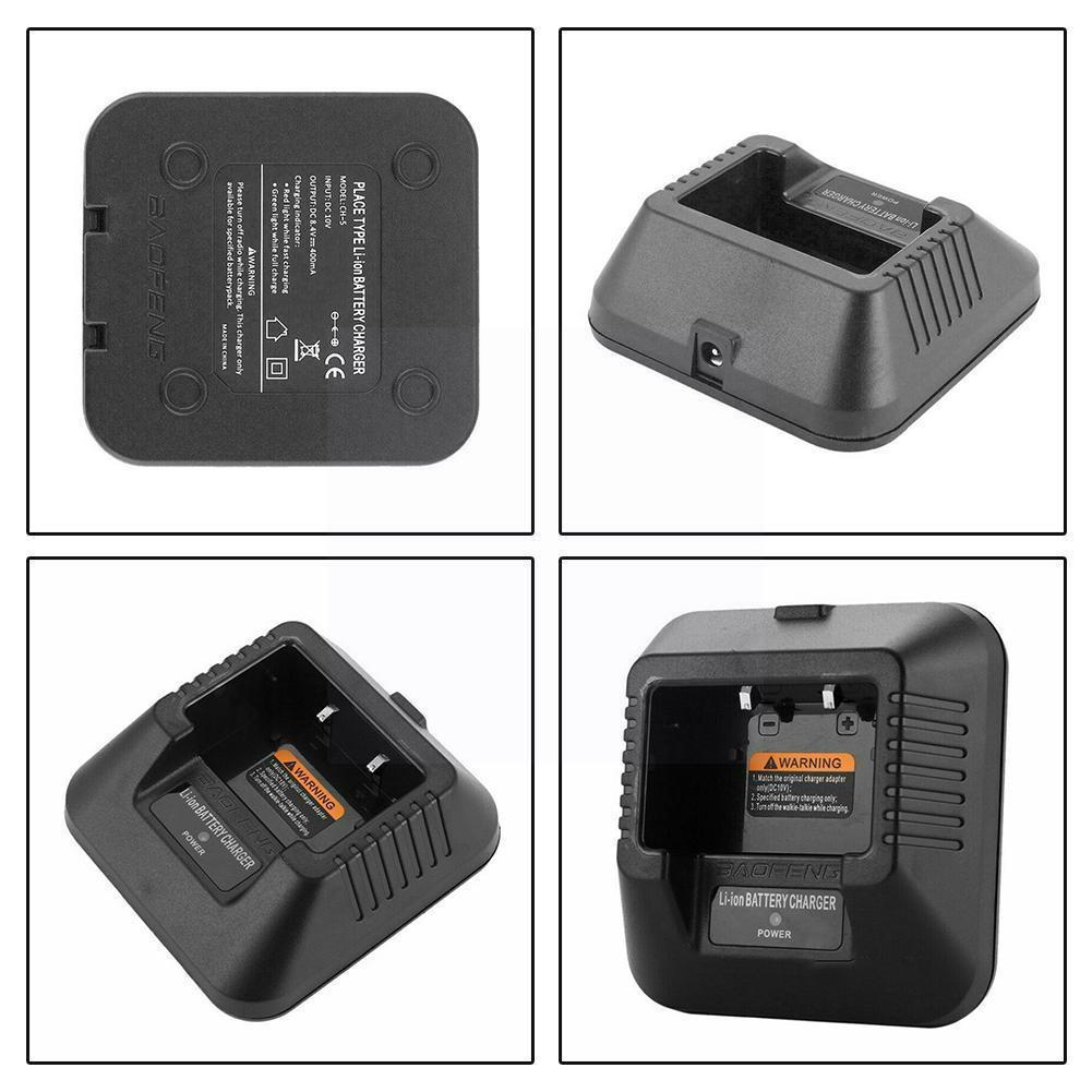 Зарядное устройство Baofeng для настольного компьютера USB/Автомобильное зарядное устройство для литий-ионной магнитолы