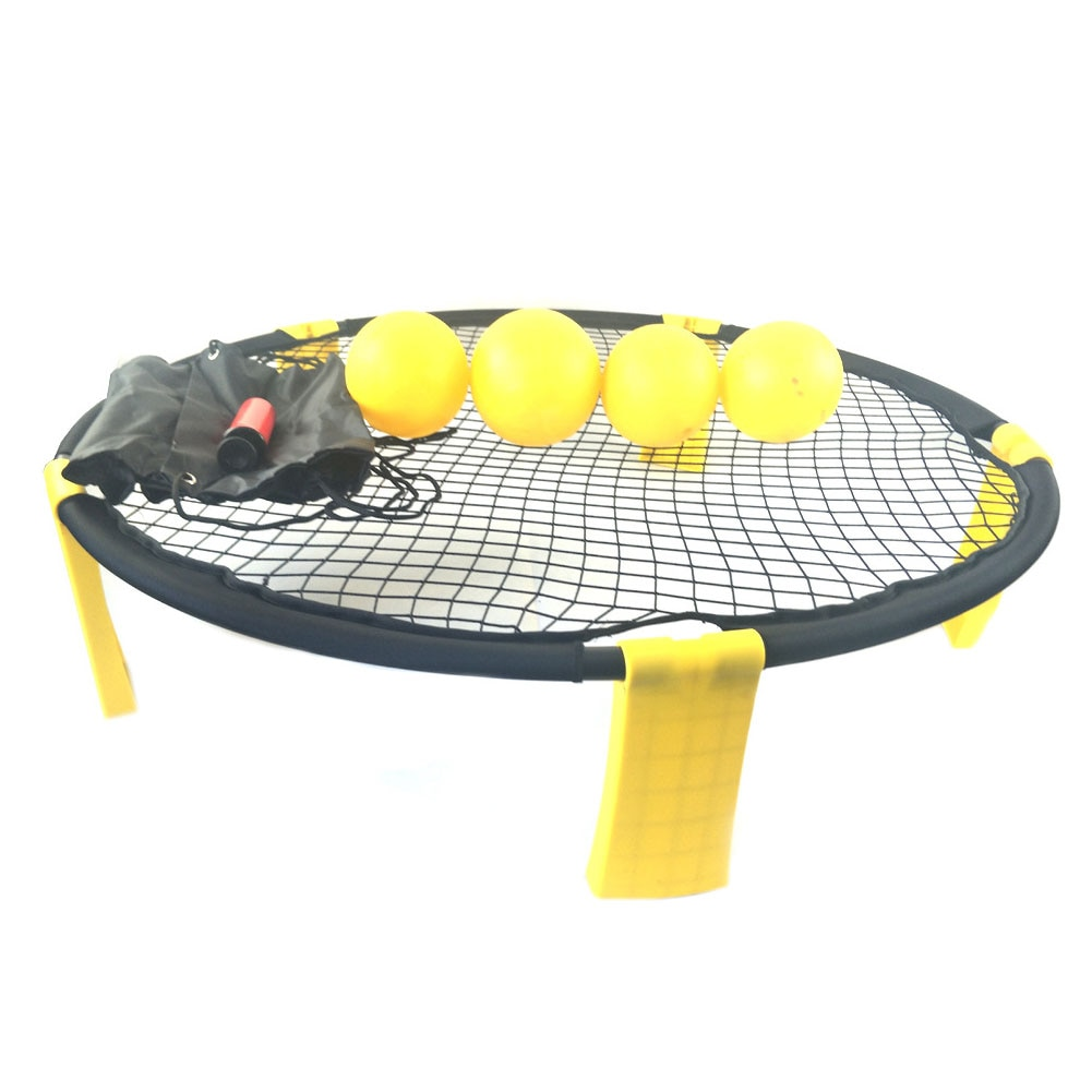 mini-beach-volleyball-game-set-outdoor-team-sports-lawn-fitness-equipment-pvc-smash-sports-training-auxiliary-kit-accessories