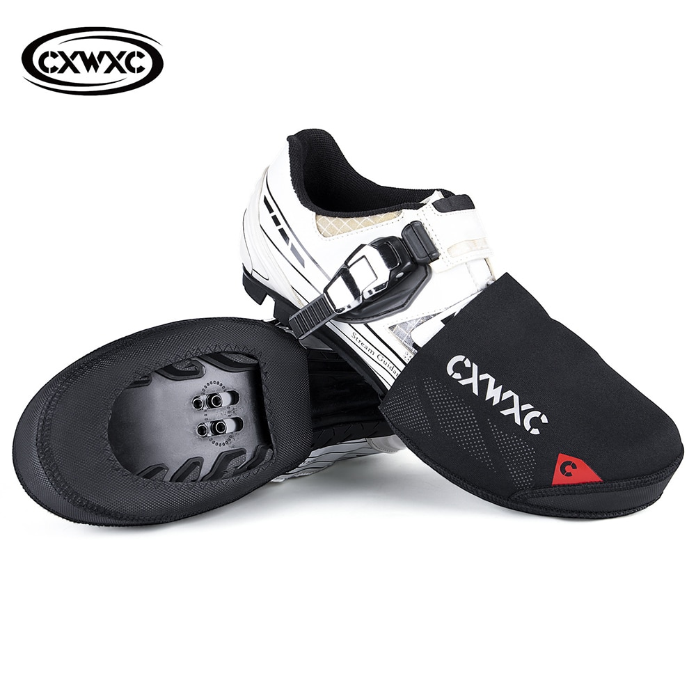 GIYO Cycling Shoes Covers Windproof Half Palm Toe Bicycle Protector Waterproof MTB Road Bike Shoes Cover Bicycle Overshoes