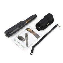 Chasseur dor professionnel Pinpointer détecteur de métaux détecteur souterrain capteur intelligent son vibrer alarme chasse