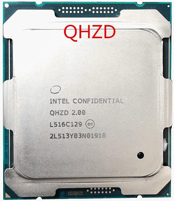 Процессор Intel xeon E5-2698V4 20 core 40 lilnea 2G QHZD