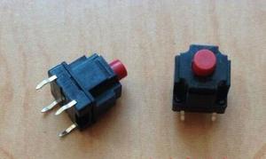 Waterproof push button switch for washing machine 10*10*13mm