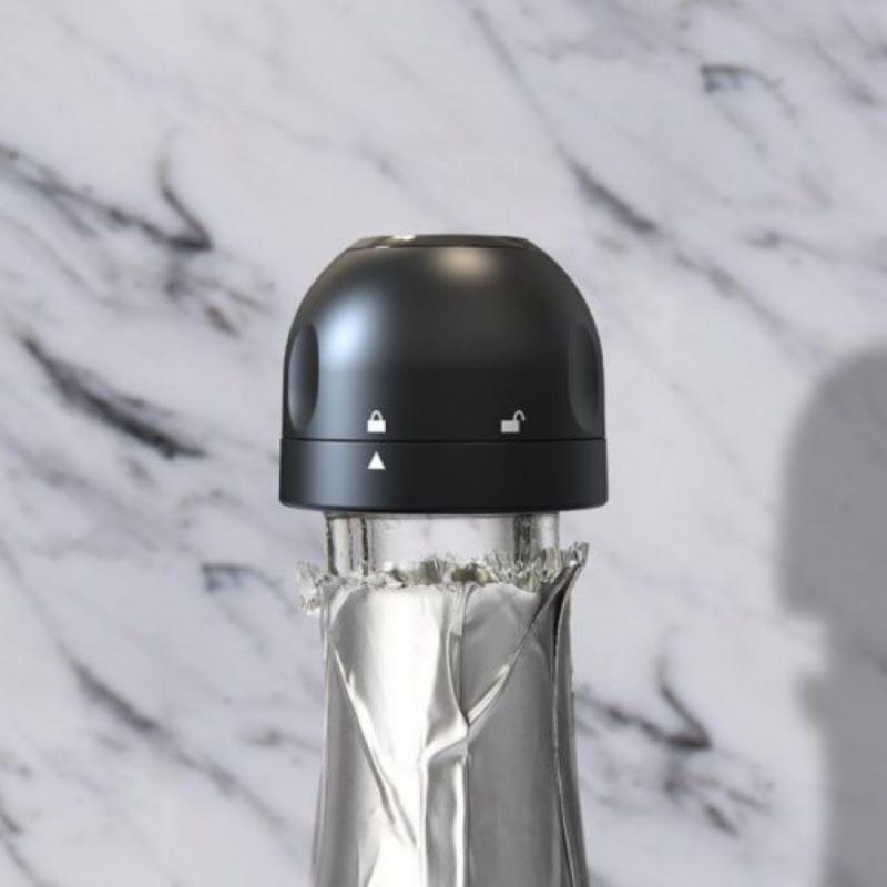Новейшая модель; Силиконовая Герметичная пробка для Шампанского Пробка для бутылки вина Герметичный мини Еда Класс ABS игристое вино затычка для бутылок с шампанским Пробки для вина      АлиЭкспресс