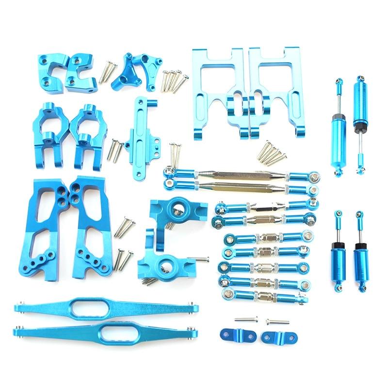 12428 12423 mise à niveau accessoires Kit amortisseurs pour Feiyue FY03 12428 12423 1/12 RC Buggy pièces de voiture