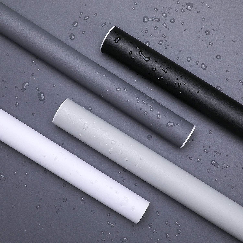 Luckyyjсеребристо-серые обои, тисненые самоклеящиеся обои, однотонные обои, шелковые обои