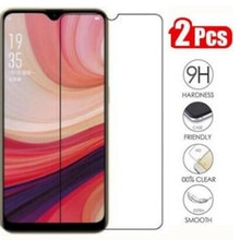 9H 2.5D Tempered Glass For OPPO AX7 Glass Mobile Phone Film Glass Case For OPPO AX7 CPH1901 CPH 1901