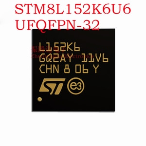 STM8L152K6U6 STM STM8 STM8L STM8L152 STM8L152K STM8L152K6 UFQFPN-32 IC MCU