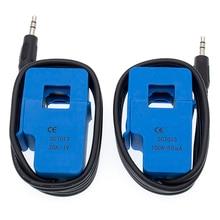 Hohe Qualität 30A 50A 100A SCT-013-030 SCT-013-050 SCT-013-000 Nicht-invasive AC strom sensor Split Core-Stromwandler