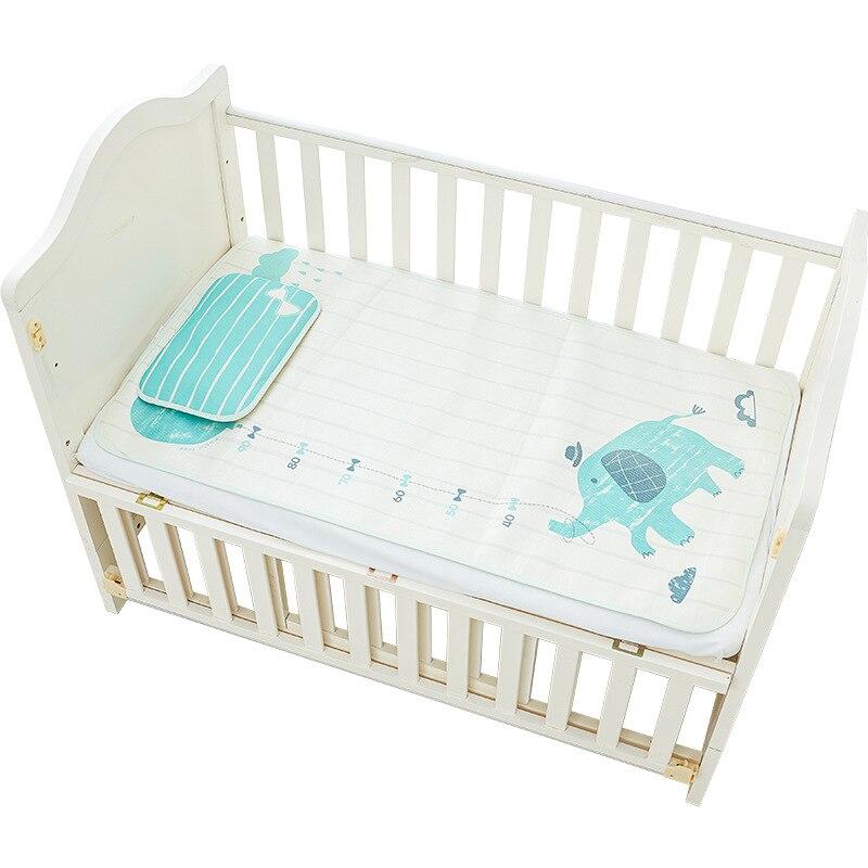 2021, Детские матрасы, летний крутой коврик для сна, дышащий матрас, подстилки для детской кроватки, уютный детский коврик для кровати