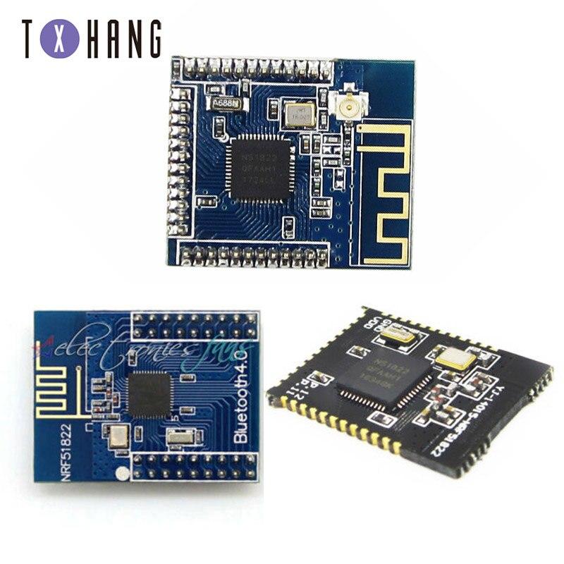 Nrf51822 2.4g módulo de comunicação sem fio módulo sem fio bluetooth módulo/zigbee módulo diy eletrônica