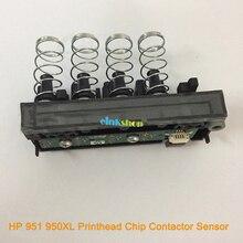 Einkshop para hp 950 951 950XL imprimir Chip contactor sensor para hp 8100, 8600, 8610, 8620, 8630, 8640 251DW 276DW para hp 950, 951