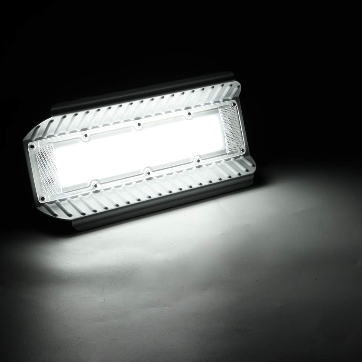 Impermeable 50W/100W Reflector de LED 220V al aire libre del jardín seguridad Reflector LED de lámpara Reflector Led proyector de pared iluminación de la calle