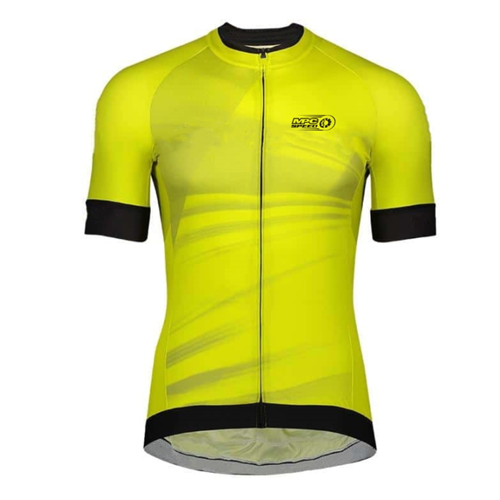 Mpc-Camiseta de Ciclismo de velocidad para hombre, Maillot de manga corta para...