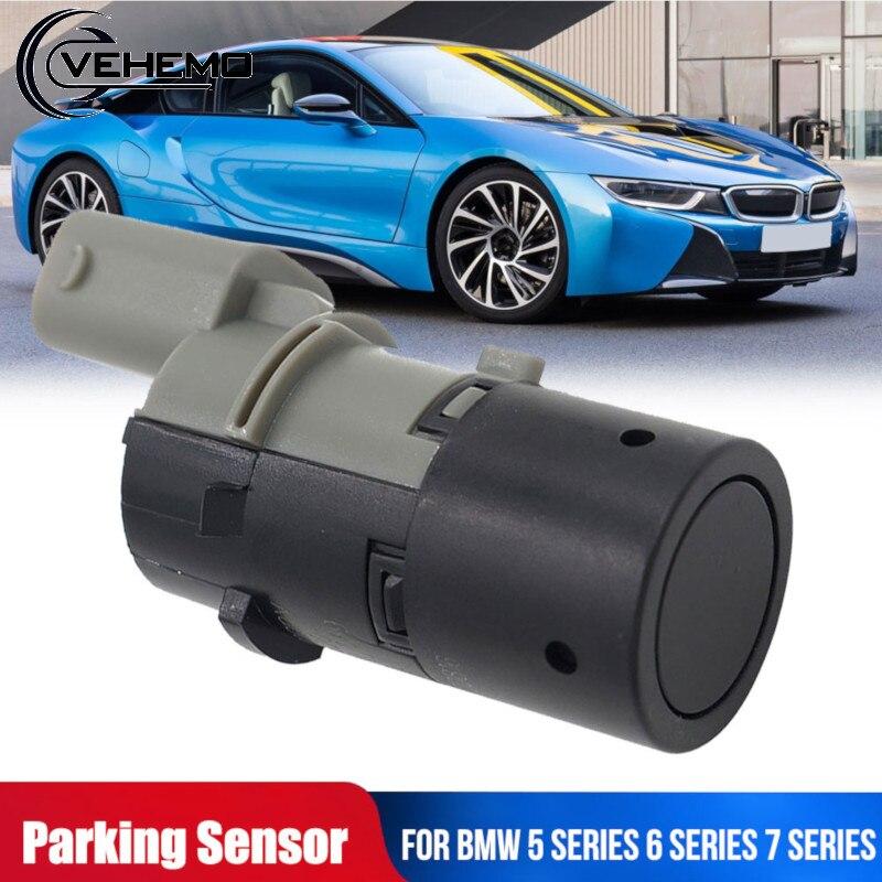 Sensor de aparcamiento Vehemo alerta de seguridad piezas de coche para BMW E39 E46 E60 asistencia de aparcamiento PDC seguridad de coche