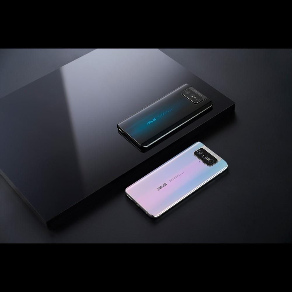 Фото4 - ASUS Zenfone 7/7 Pro 8 Гб Оперативная память 128/256 ГБ Встроенная память Snapdragon 865/865 плюс 5000 мАч NFC Android Q 90 Гц 5G смартфон