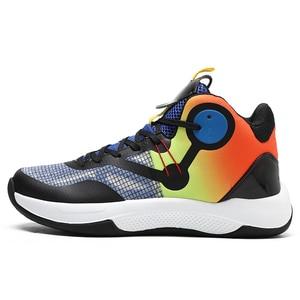 QQ-H Series Men's Basketball Shoe Non-Slip Wearable Women Lightweight  Sports Sneakers Formotion Unisex zapatillas hombre H6608