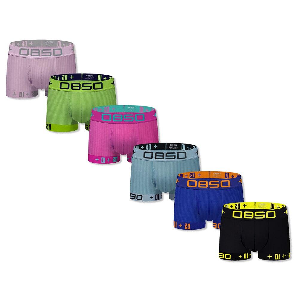 3Pcs/Lot Cotton Boxershorts Men Comforable Panties Set трусы мужские боксеры Gay