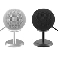Support de montage de bureau en alliage daluminium  support de Base pour Homepod mini haut-parleur  accessoires