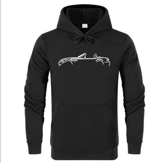 Bvhng, envío gratis, sudaderas con capucha PREMIUM para coche para BMW Z3 CONVERTIBLE para fanáticos del coche