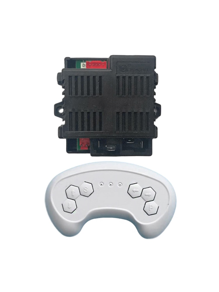 HH-621K-2.4G-12V HH6188 HH150K HH-670K Children's electric car 2.4G Bluetooth remote control with smooth start receiver enlarge